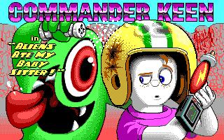 Commander Keen 6 - Aliens Ate My Baby Sitter!