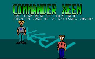 Commander Xeen