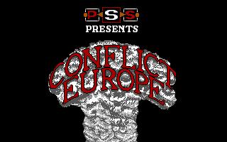 Conflict Europe