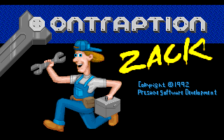 Contraption Zack