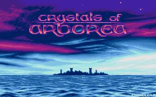 Crystals of Arborea