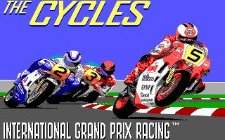Cycles - International Grand Prix Racing