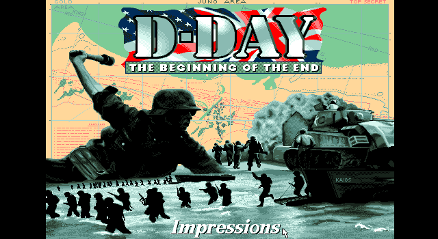 D-Day - The Beginning of the End