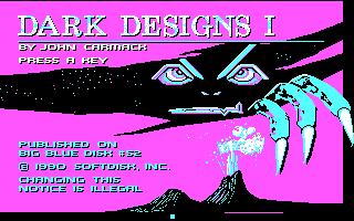 Dark Designs 1