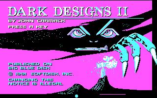 Dark Designs 2