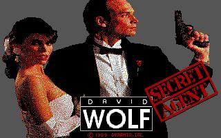 David Wolf - Secret Agent