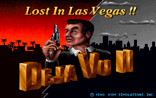 Deja Vu 2 - Lost In Las Vegas