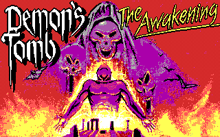 Demon's Tomb - The Awakening