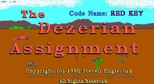 Dezerian Assignment