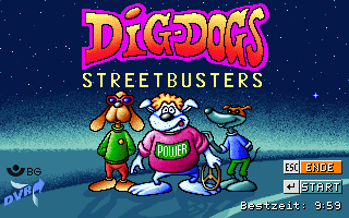 Dig-Dogs - Streetbusters