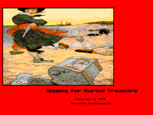 Digging for Buried Treasure