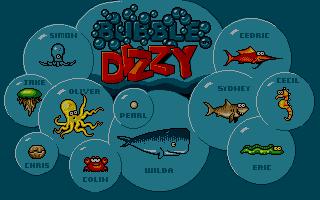 Dizzy - Bubble Dizzy