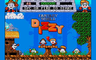 Dizzy - Fantasy World