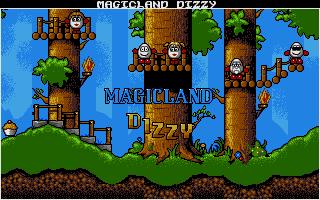Dizzy - Magicland