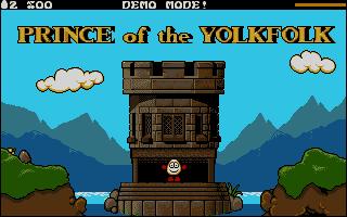 Dizzy - Prince of the Yolkfolk