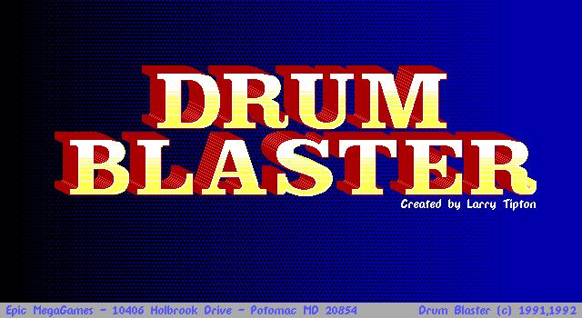 Drum Blaster