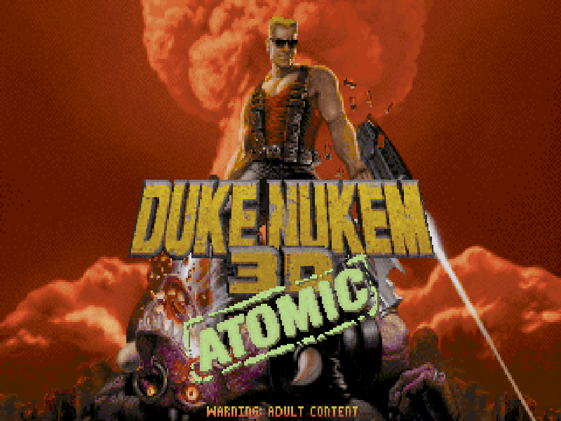 Duke Nukem 3D - Atomic Edition