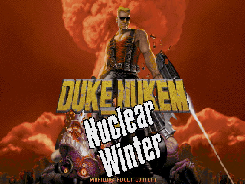 Duke Nukem 3D - Nuclear Winter