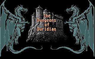 Dungeons Of Duridian