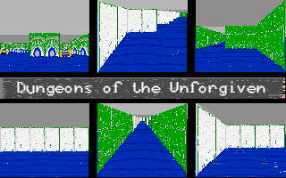 Dungeons of the Unforgiven