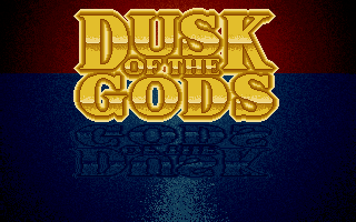 Dusk of the Gods