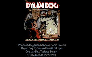 Dylan Dog -Through the Looking Glass