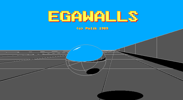EGA Walls