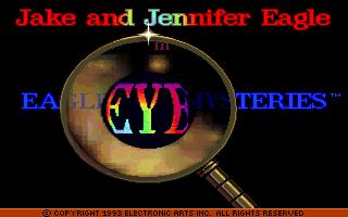 Eagle Eye Mysteries
