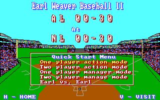 Earl Weaver Baseball 2