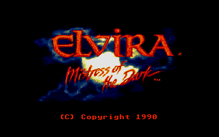 Elvira 1 - Mistress of the Dark