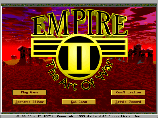 Empire 2 - The Art of War