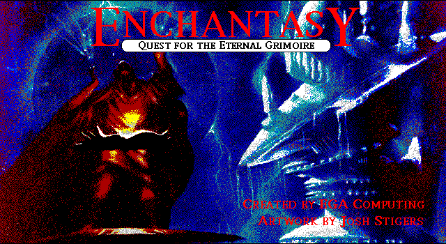 Enchantasy - Quest for the Eternal Grimoire