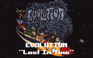 Evolution - Lost in Time