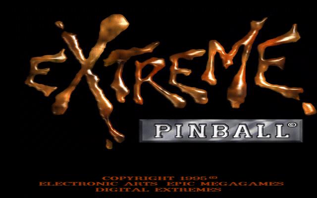 Extreme Pinball