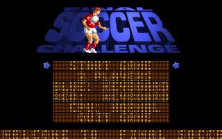 Final Soccer Challenge