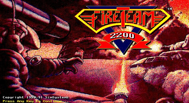 FireTeam 2200