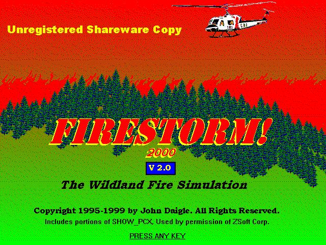 Firestorm! 2000