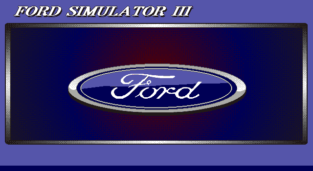 Ford Simulator 3
