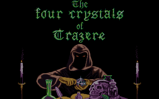 Four Crystals of Trazere