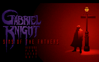 Gabriel Knight - Sins of the Fathers