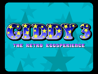 Giddy 3 - The Retro Eggsperience