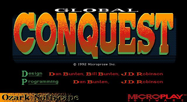Global Conquest