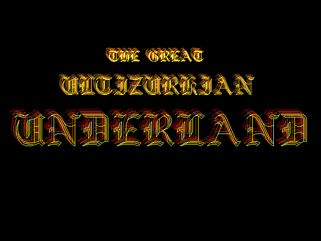 Great Ultizurkian Underland