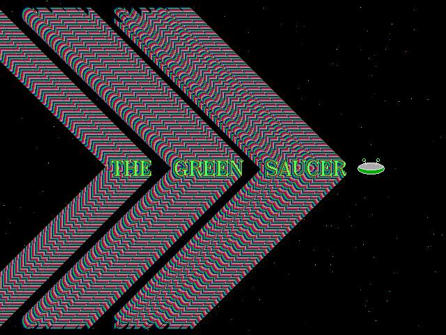 Green Saucer