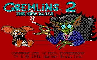 Gremlins 2 - The New Batch (1)