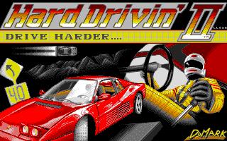 Hard Drivin' 2 - Drive Harder