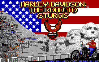 Harley-Davidson - The Road to Sturgis