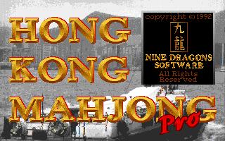 Hong Kong Mahjong Pro