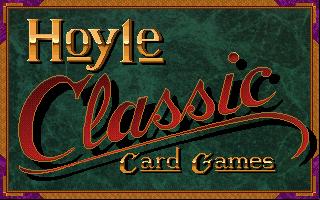 Hoyle Classic Card Games