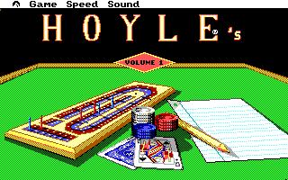 Hoyle Volume 1